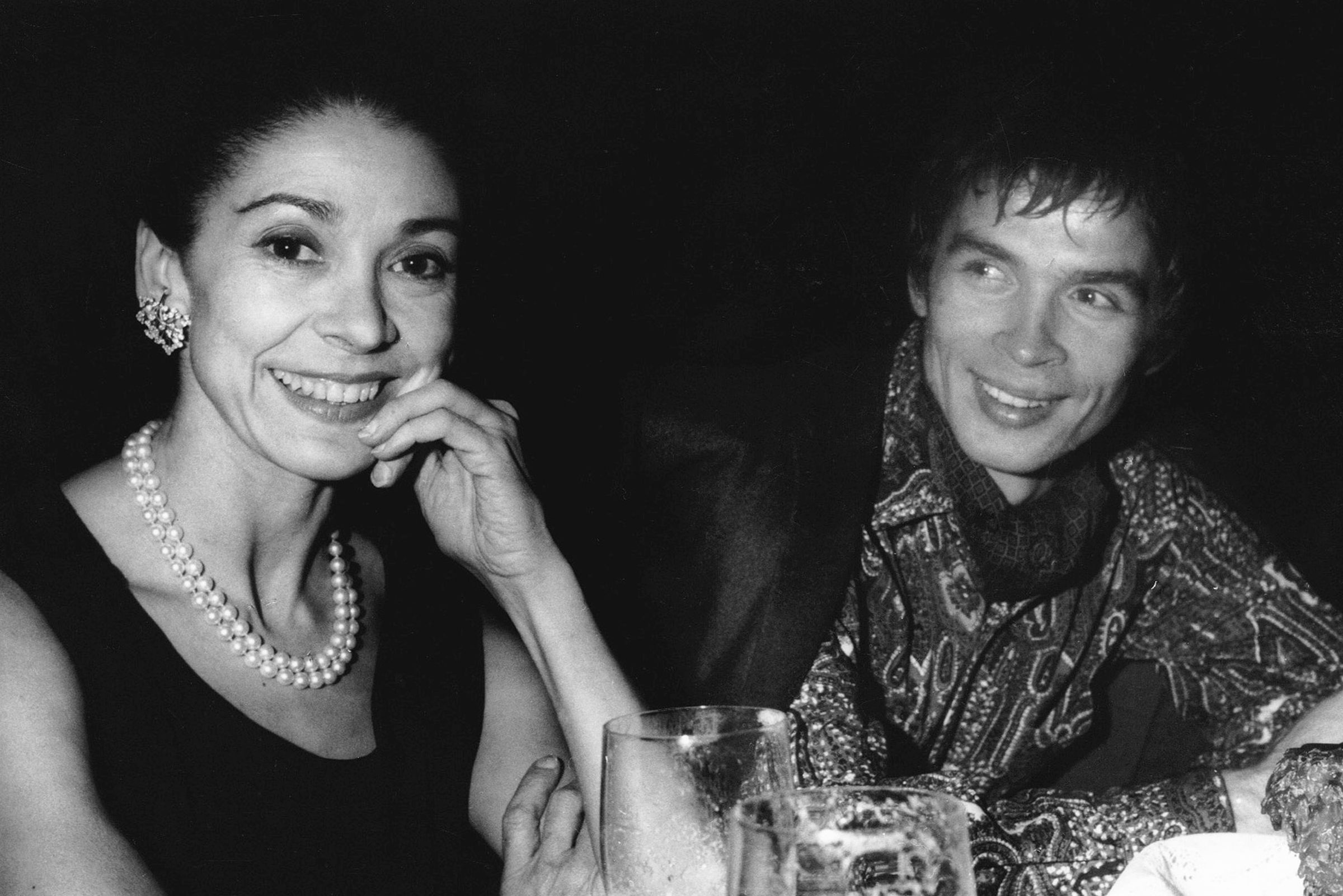 Fonteyn and Nurejew
